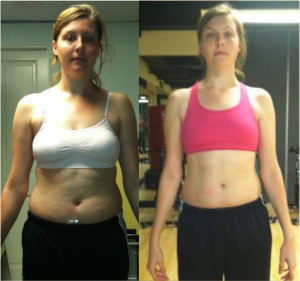 Katie Mayfield Dropped 12lbs and reshaped her body in ONLY 8 Weeks