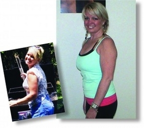 """I've lost 10 pounds and 18ins. This program works faster than anything else I've ever tried.!""-Tina Spence"