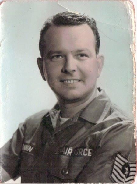 My dad Dave Fannin Sr.