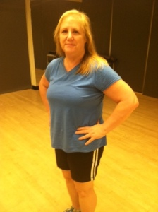 Susan Simpson 30 Pounds down and still going!