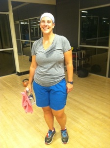Sara Welker from our 5:30am crew is Down 25 Pounds
