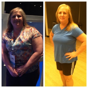 Susan has lost 30lbs and she's still going strong!