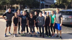Fort Worth personal trainer Christmas Eve Boot Camp