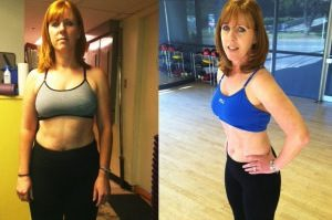Fort Worth Personal Trainer Success Story Denice Thom